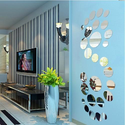 Resultado de imagem para decoraçaõ com acrilico espelhado