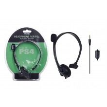 Auricular Com Microfone Para PS4