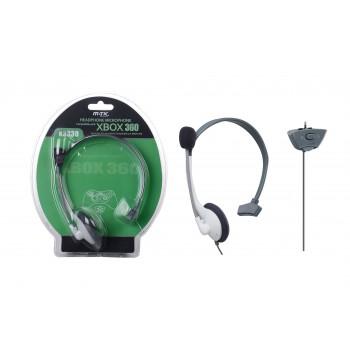Auricular Com Microfone Para Xbox 360