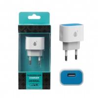 Carregador De Tomada Com 1 Porta USB 1A
