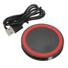 Carregador Wireless Qi - Base & Cabo USB