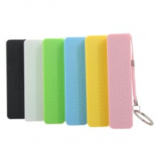 Power Bank Portátil Micro USB 2600mAh