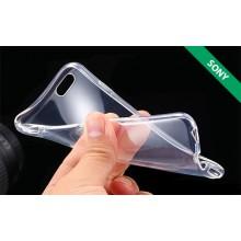 Capa Protetora Em Silicone Para Sony Xperia