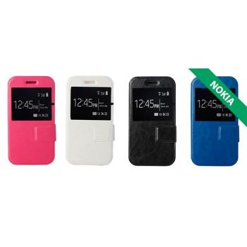 Capa Protetora Em Livro Para Nokia